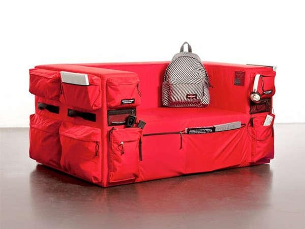 Comfortable Camping Couches : Eastpak Sofa Inside Camping Sofas (View 2 of 20)