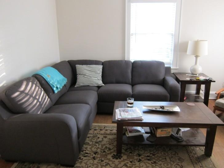 Comfortable Sectionals – Themoatgroupcriterion Pertaining To Short Sectional Sofas (View 8 of 20)