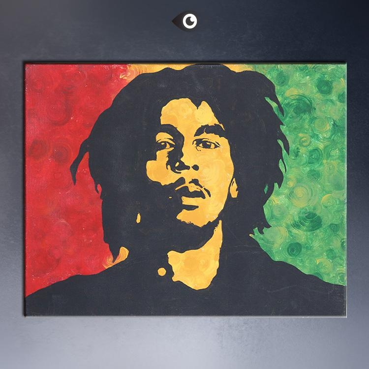 Compare Prices On Bob Marley Pictures Online Shopping/buy Low With Regard To Bob Marley Canvas Wall Art (View 12 of 20)