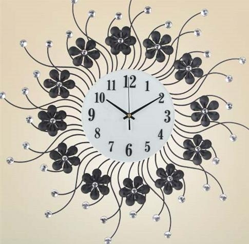 Compare Prices On Deco Wall Clock  Online Shopping/buy Low Price Pertaining To Large Art Deco Wall Clocks (Image 6 of 20)