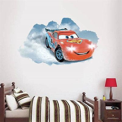 Compare Prices On Mcqueen Wall Art  Online Shopping/buy Low Price In Lightning Mcqueen Wall Art (Image 7 of 20)