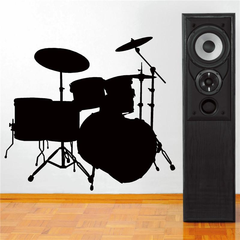 Compare Prices On Musical Instrument Decorations Online Shopping Regarding Musical Instrument Wall Art (View 4 of 20)