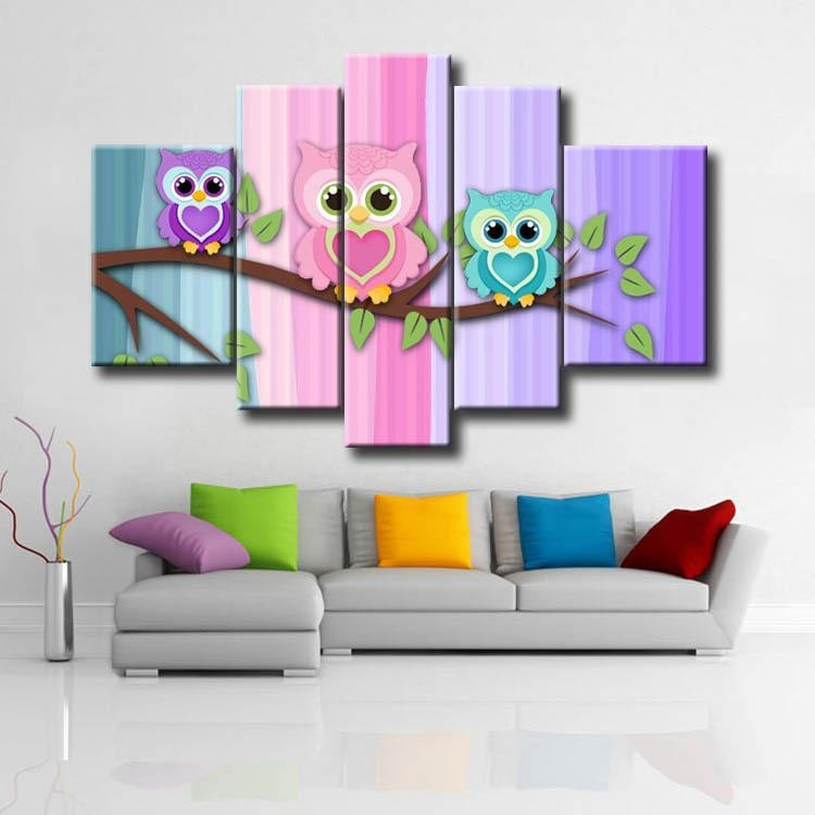 Featured Image of Owl Framed Wall Art