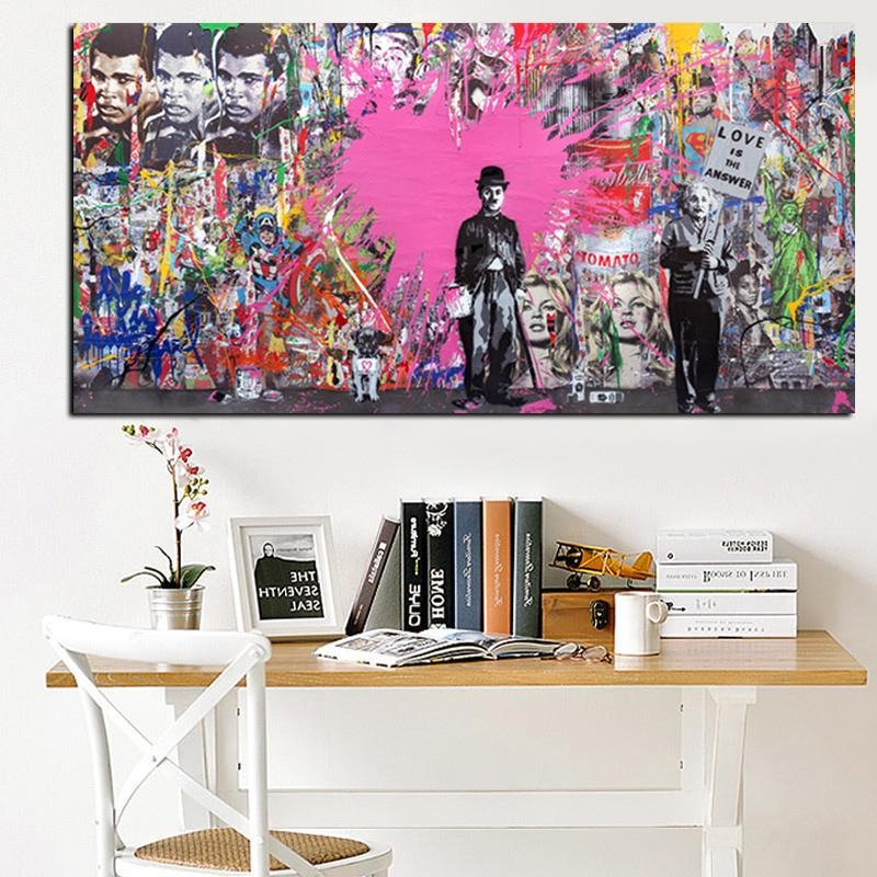Compare Prices On Personalized Graffiti Wall Art  Online Shopping For Personalized Graffiti Wall Art (Image 2 of 20)