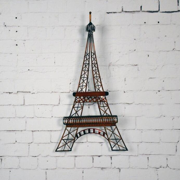 Compare Prices On Restaurant Eiffel Tower  Online Shopping/buy Low With Regard To Metal Eiffel Tower Wall Art (Image 8 of 20)