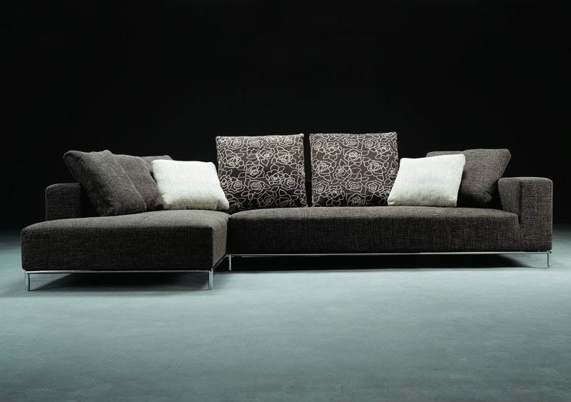 Contemporary Couches And Sofas Pertaining To Modern Sofas (View 10 of 20)