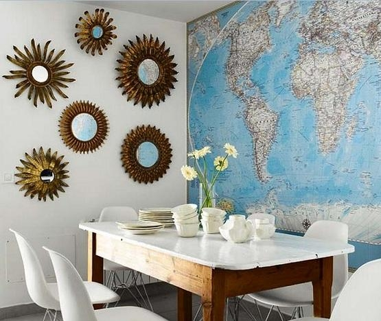 Contemporary Dining Room Wall Art Ideas | Home Interiors In Dining Wall Art  (Image 9 Part 67