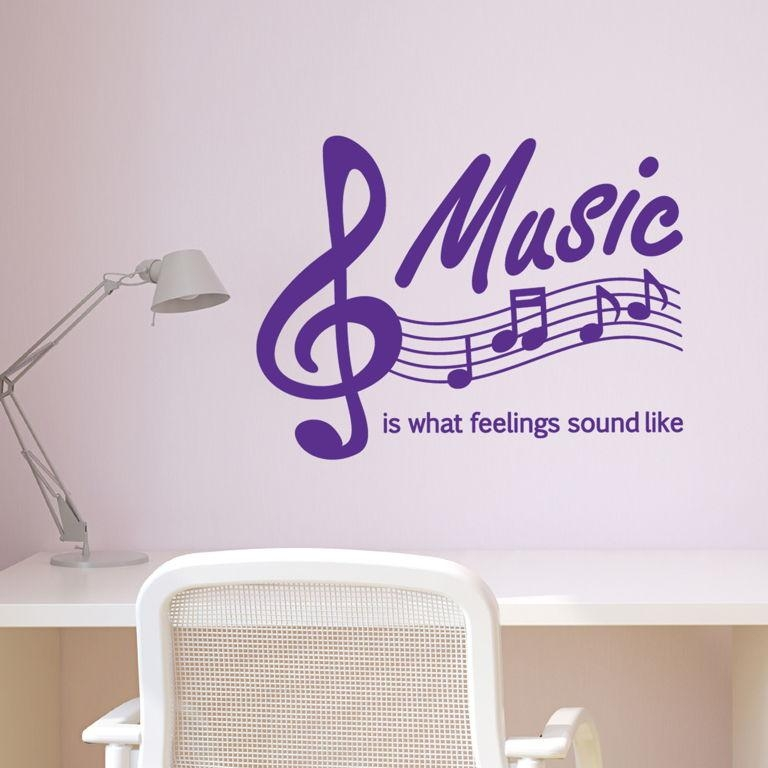 Cool Music Theme Room Decor For Teenagers – Piano Themed Wall Art With Regard To Music Theme Wall Art (View 10 of 20)