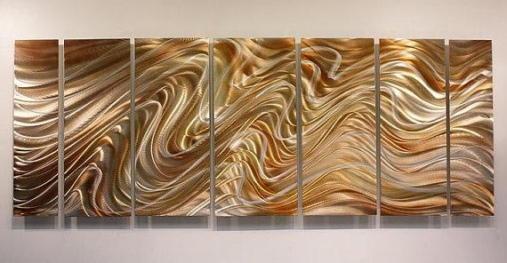 Featured Image of Large Copper Wall Art