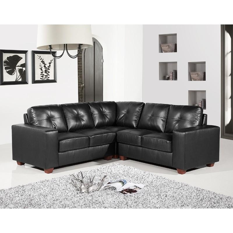 Corner Sofas From £599 | Simply Stylish Sofas With Regard To Black Corner Sofas (View 11 of 20)
