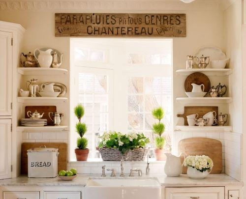 Country Style Inspiration {Guest Post From Arcadian Home Blog With Country Style Wall Art (Image 11 of 20)