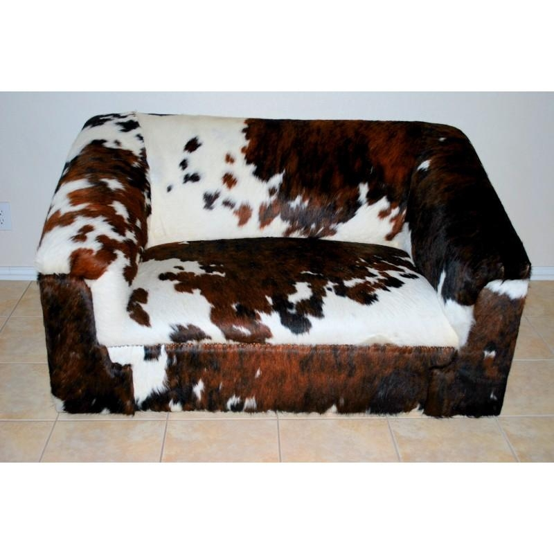 Cowhide Furniture Inside Cowhide Sofas (View 17 of 20)