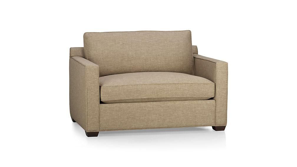 Crate And Barrel Futon | Roselawnlutheran Intended For Crate And Barrel Futon Sofas (Image 4 of 20)