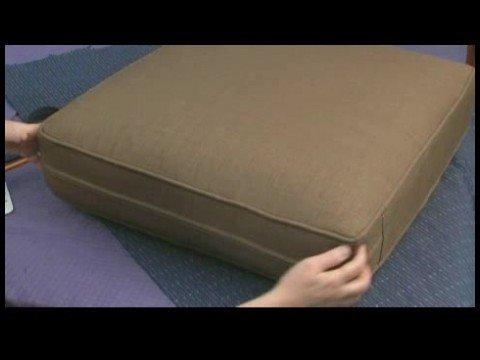 Creating A Couch Slipcover : Measuring Couch Slipcover Cushion Inside Individual Couch Seat Cushion Covers (Image 5 of 20)