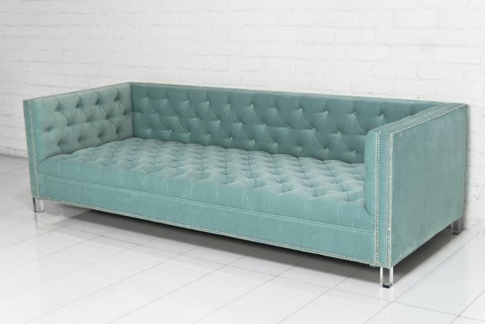 Creative Of Ava Velvet Tufted Sleeper Sofa Stunning Living Room With Ava Tufted Sleeper Sofas (Image 9 of 20)