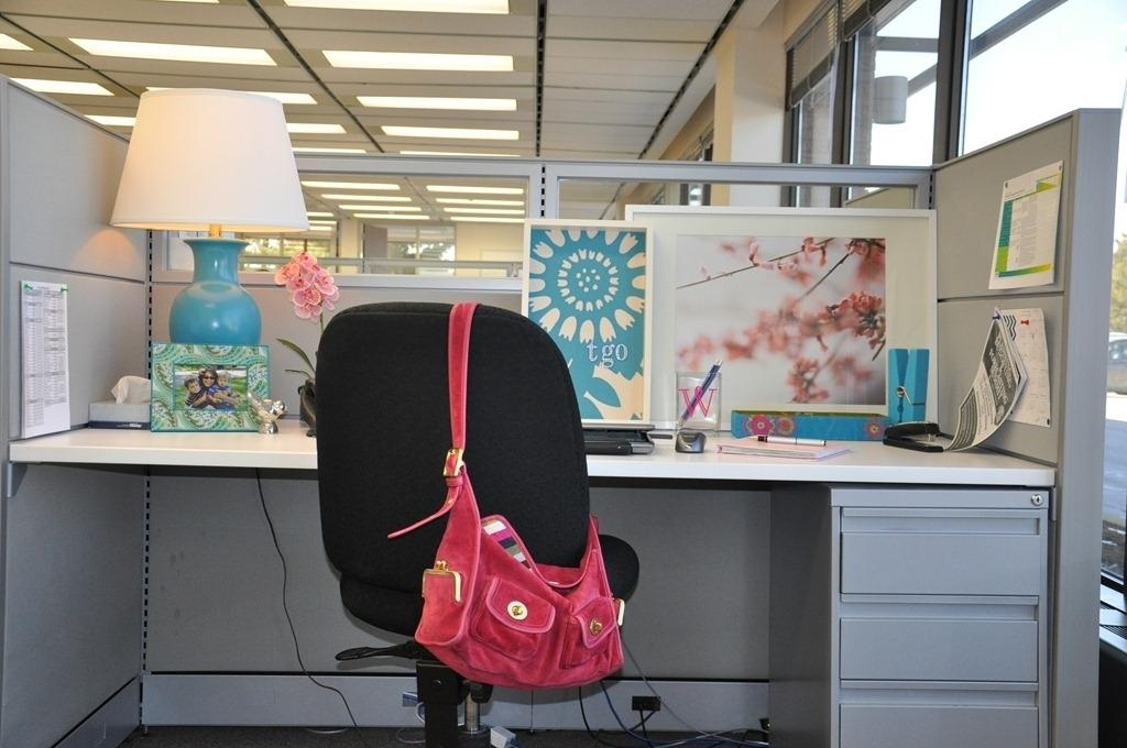 Cubicle Walls Decor Attaching Wall Art Your Cubicle Makeover Best Pertaining To Cubicle Wall Art (View 6 of 20)