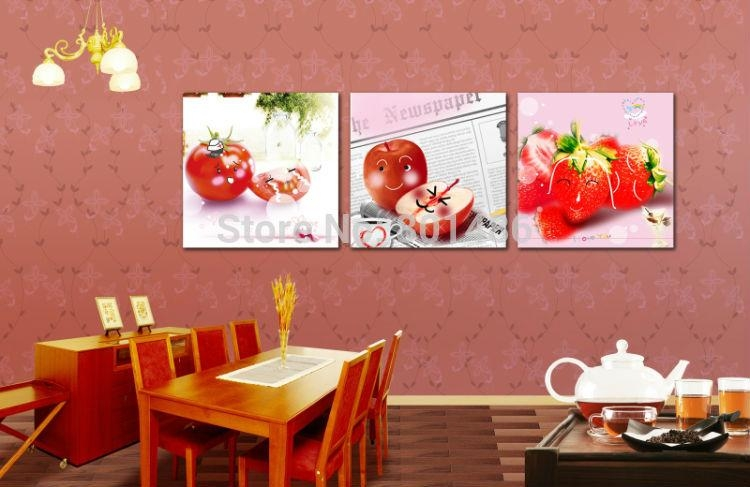 Cucina Wall Decor (Image 7 of 20)