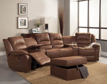 Featured Image of Curved Sectional Sofas With Recliner