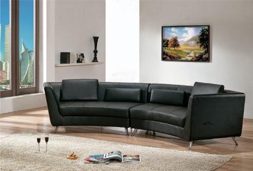Curved Sectional Sofas For Sale: Curved Sectional Sofas For Small Pertaining To Small Curved Sectional Sofas (Image 9 of 20)