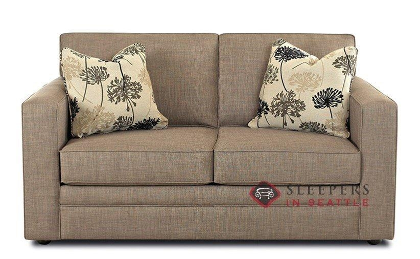 Customize And Personalize Boston Full Fabric Sofasavvy | Full Regarding Full Size Sofa Beds (View 7 of 20)