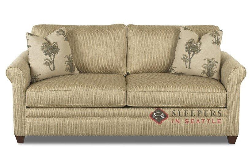 Customize And Personalize Denver Full Fabric Sofasavvy | Full In Full Size Sofa Beds (View 12 of 20)