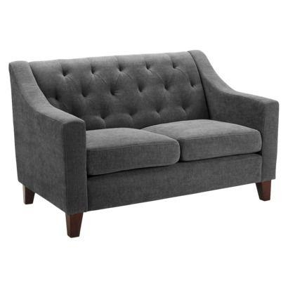 Cute Small Sofa For Bedroom Marvelous Pertaining To Small Grey Sofas (Image 11 of 20)