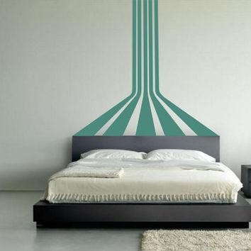 Cutnpasteshop On Etsy On Wanelo For Illusion Wall Art (Image 8 of 20)
