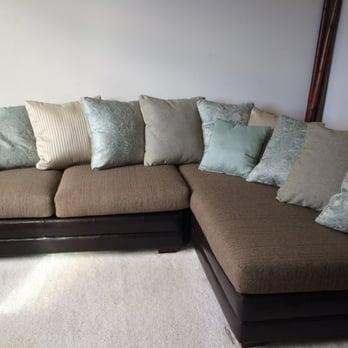Cutting Edge Upholstery U2013 22 Photos U0026 46 Reviews U2013 Furniture Intended For Reupholster  Sofas Cushions