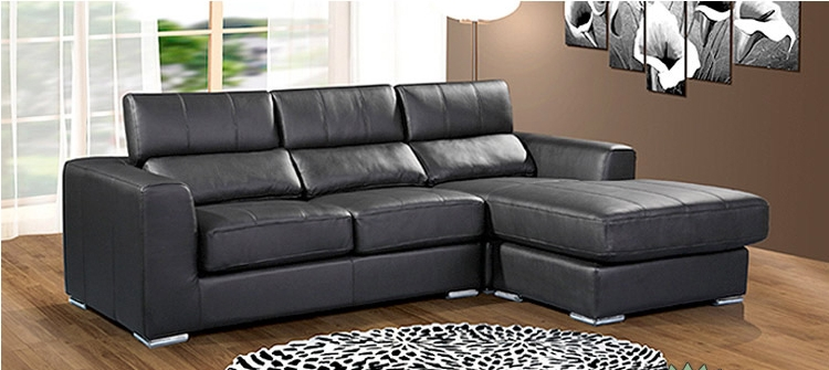 Dadka – Modern Home Decor And Space Saving Furniture For Small Within Small Black Sofas (Image 7 of 20)