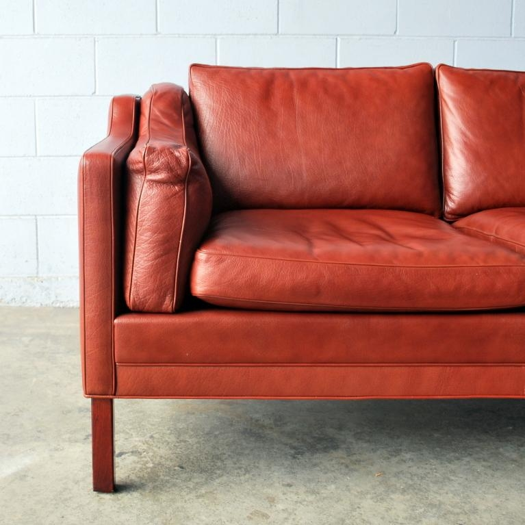 Danish Leather Sofa | Sanblasferry With Regard To Danish Leather Sofas (Image 7 of 20)