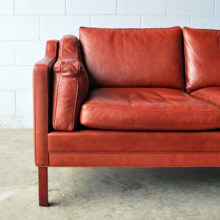 Danish Leather Sofa | Sanblasferry With Regard To Danish Leather Sofas (View 19 of 20)