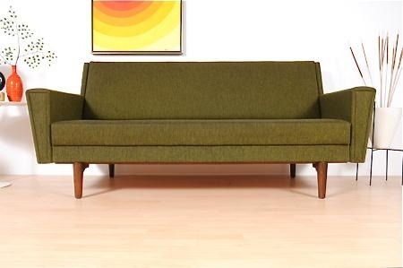 Danish Modern Sleeper Sofa – Ansugallery Regarding Danish Modern Sofas (View 14 of 20)