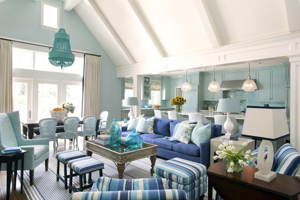 Decoart Blog – Trends – Home Decor Trend: Denim Inside Blue Denim Sofas (View 20 of 20)