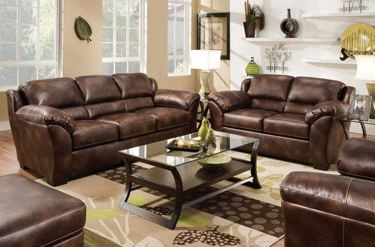Decor Of Simmons Bonded Leather Sofa With Chairs Leather And With Simmons Bonded Leather Sofas (Image 10 of 20)