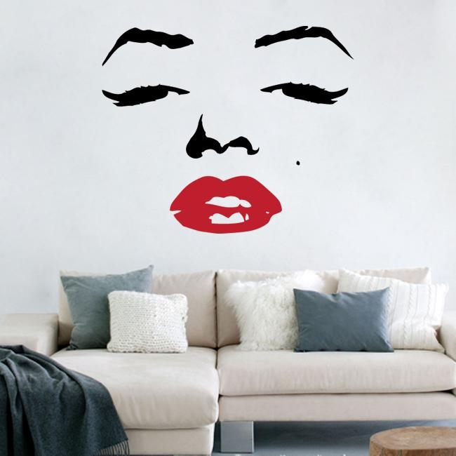 Featured Image of Marilyn Monroe Wall Art