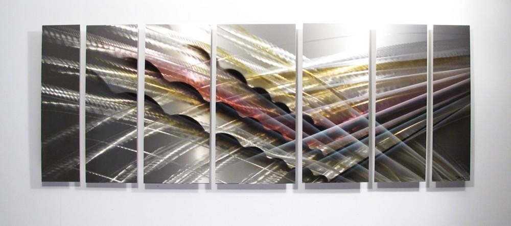 Featured Image of Metal Wall Art