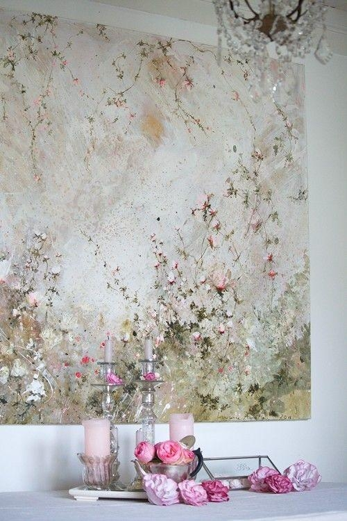 Featured Image of Shabby Chic Wall Art