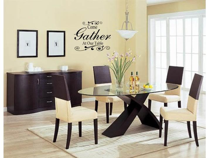 Decorations For Dining Room Walls Inspiration Ideas Decor Simple In Dining Area Wall Art (View 4 of 20)