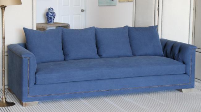 Denim Sofa | Ira Design Regarding Blue Denim Sofas (View 15 of 20)
