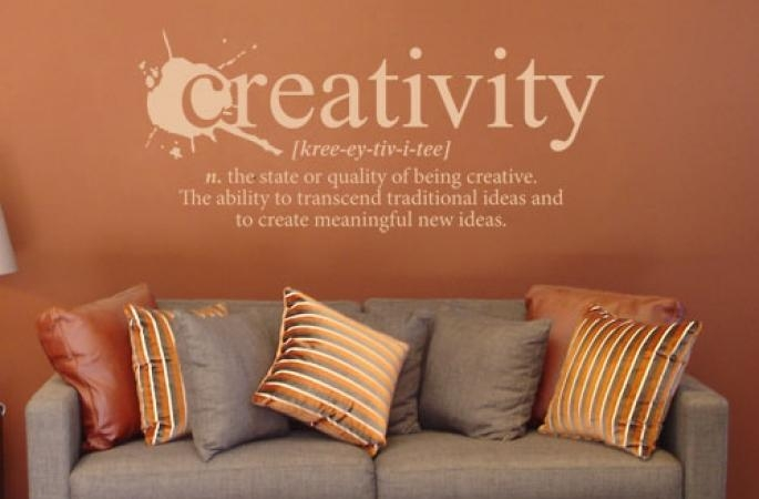 Design Inspiration Inspirational Wall Decals – Home Decor Ideas With Inspirational Wall Art For Office (Image 6 of 20)