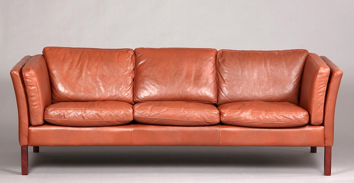 Design Of Danish Leather Sofa With Nice Danish Leather Sofa Danish In Danish Leather Sofas (Photo 6 of 20)