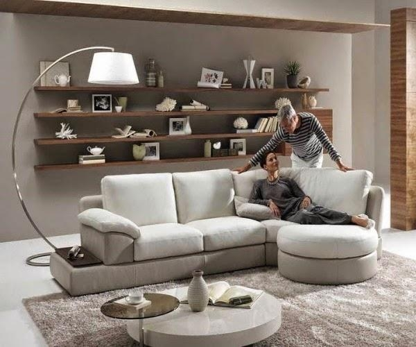 Designing A Small Living Room From A To Z – 20 Design Ideas Regarding Floating Sofas (View 19 of 20)