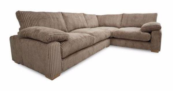 Dfs Holden Brown Corduroy Sofa Bed | In Newcastle, Tyne And Wear For Brown Corduroy Sofas (Image 6 of 20)