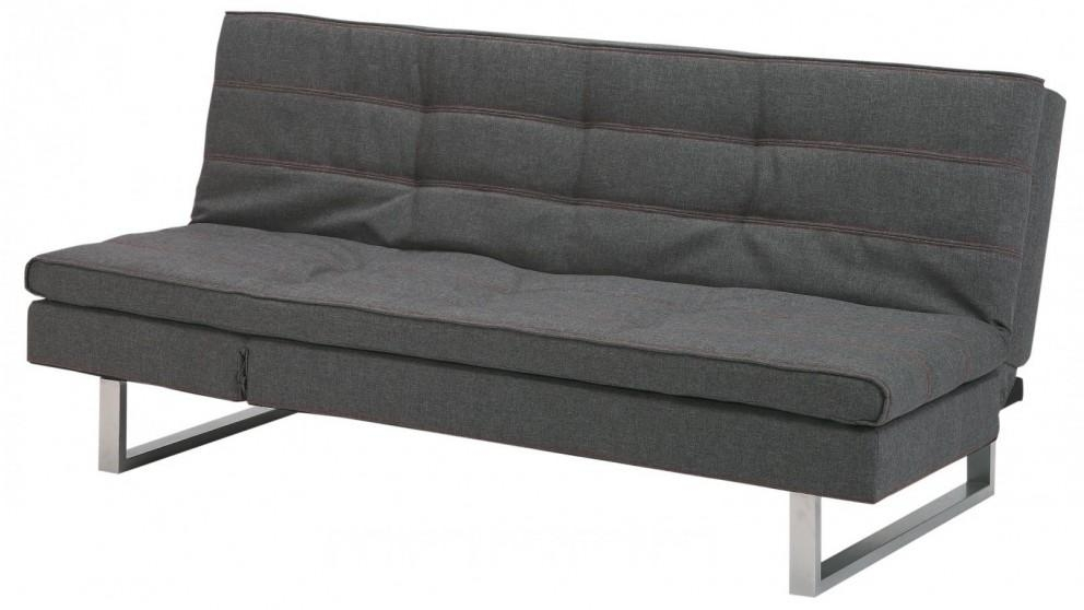 Dijon Click Clack Sofa Bed – Sofa Beds – Living Room – Furniture With Clic Clac Sofa Beds (Image 14 of 20)