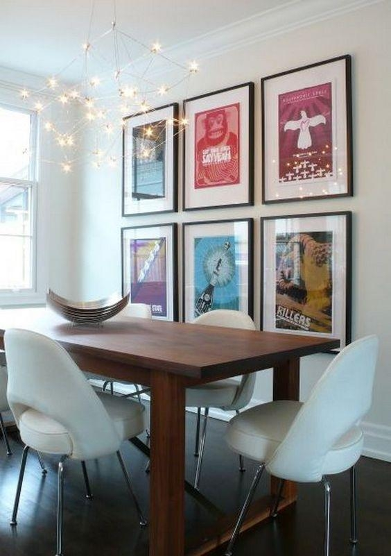 Dining Room Wall Art Ideas – Home Interior Design Ideas With Dining Area Wall Art (View 7 of 20)