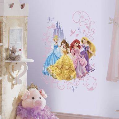 Disney Princess | Wall Art Within Disney Princess Wall Art (Image 8 of 20)