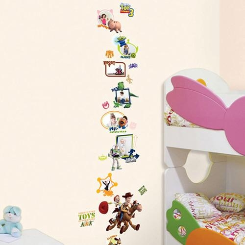 Disney Toy Story Wall Stickers – Wallstickery Throughout Toy Story Wall Stickers (Image 7 of 20)