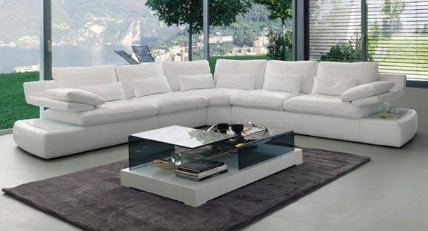Divani Chateau D Ax Leather Sofa – Techethe Intended For Divani Chateau D'ax Leather Sofas (Image 10 of 20)