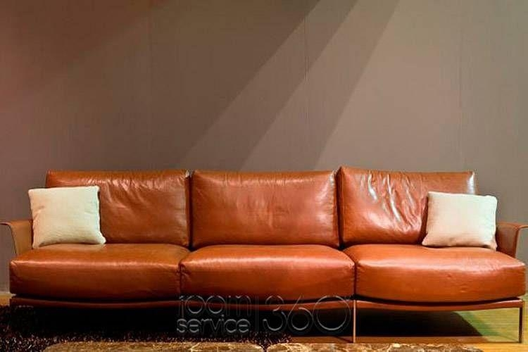 Divani Chateau D Ax Leather Sofa – Techethe Throughout Divani Chateau D'ax Leather Sofas (Image 11 of 20)