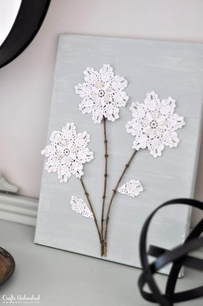 Featured Image of Shabby Chic Canvas Wall Art